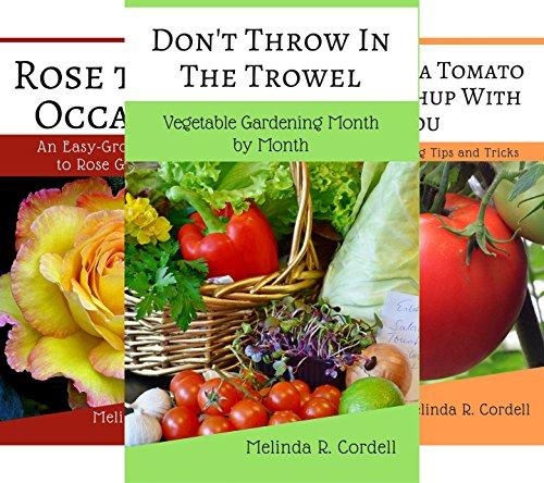 Easy-Growing Gardening Series (8 Book Series)