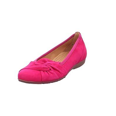 kaufen gut aus x 100% original Gabor Damen Ballerinas 24.150.10 pink 615858: Amazon.de ...