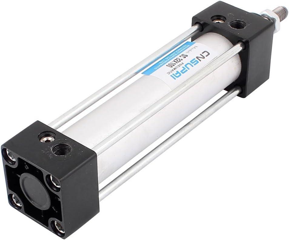 Cilindro pneumatico pneumatico CDJ2B10-30B Diametro 10mm Cilindro idraulico a doppio effetto Cilindro idraulico a doppio effetto