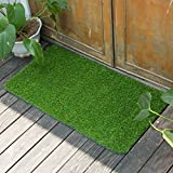 MAYSHINE Non-slip Doormats Cotton Door Mat Mud Dirt Trapper Mats Entrance Rug Shoes Scraper Floor Indoor/Outdoor
