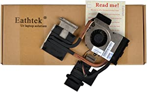 Eathtek Replacement CPU Cooling Fan with Heatsink for HP Pavilion dv6-6000 dv7-6000 dv7-6100 dv7-6b01xx dv7-6b32us dv7-6b55dx dv7-6b56nr 650848-001 Series (Notes: Fit for Intel Processor only)