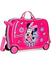 d028640db5 Disney Super Helpers Valigia per bambini 50 centimeters 39 Rosa