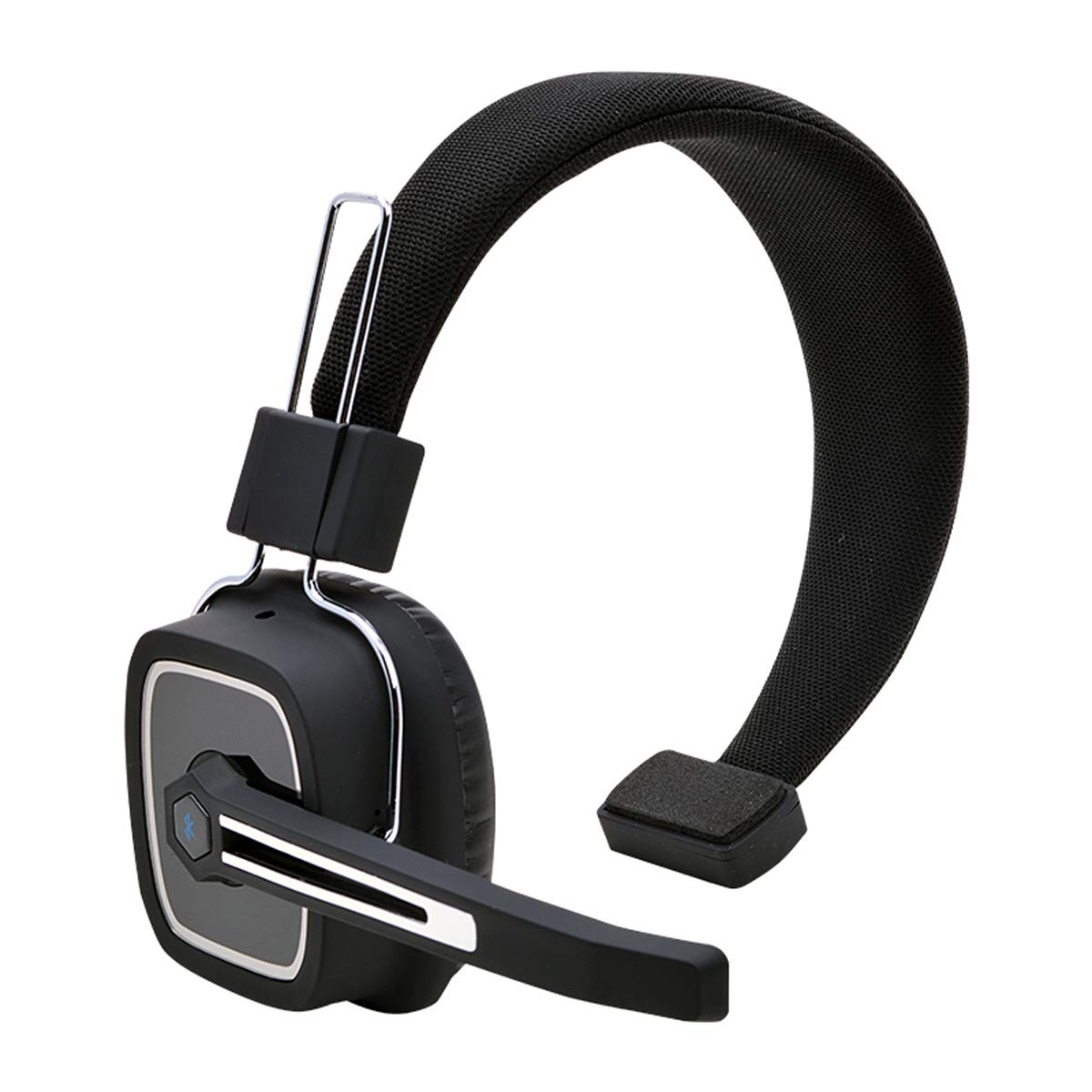 Truck Driver Bluetooth Headset/Office Headset, Wireless Over The Head Headset with Extra Boom Noise Reduction Mic for Phones,Call Center, Skype, VoIP by Electronic Home