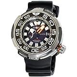 Citizen Promaster Eco-Drive Movement Black Dial Men's Watch BN7020-17E