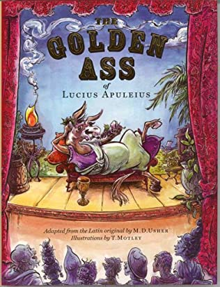 book cover of The Golden Ass