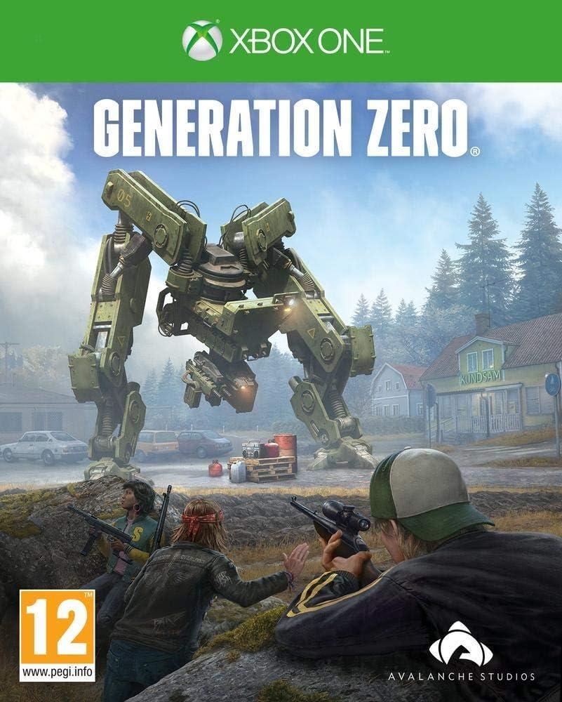 Generation Zero: Amazon.es: Videojuegos