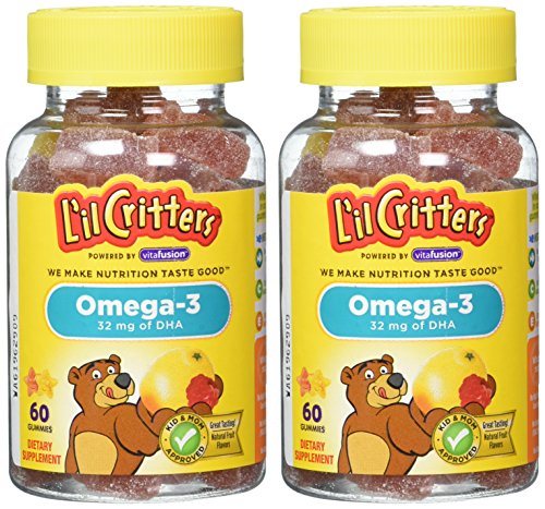 omega 3 gummies for kids - 1