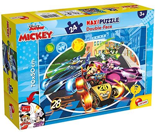 Lisciani Giochi Mickey Puzzle Multicolore 74099