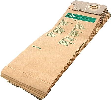 FITS SEBO X7 X8 X1 X4 X4 EXTRA PET CLOTH VACUUM CLEANER BAGS 5 PACK