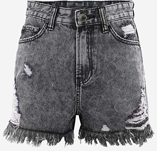 Slim Casual Vintage Marca Urban Mujer Designer Trueprodigy Basico Cortos Fit Fashion Pantalones Ropa Vestir Retro Deportivo Cool Pantalon Rock Moda Grey 1w7dxSq