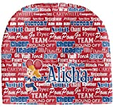 RNK Shops Cheerleader Baby Hat (Beanie) (Personalized)