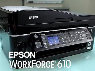 EPSON WORKFORCE 610 DRIVER UPDATE