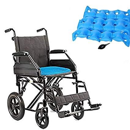 Cojín antiescaras/cojín médico/inflable cojín para silla de ruedas/para cuidados médicos