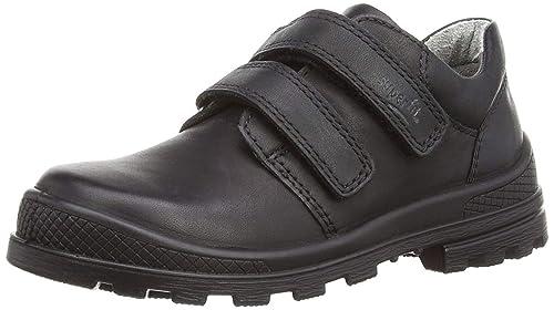 official photos 3c285 36fda Superfit Mark Boys Black Velcro School Shoes