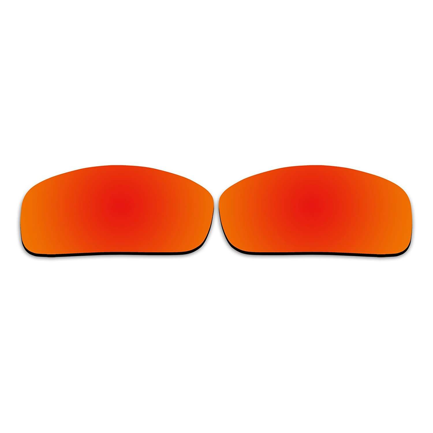 61a7ba345e5 Polarized Replacement Lenses for Spy Optic Hailwood Sunglasses Fire Red - -  Amazon.com