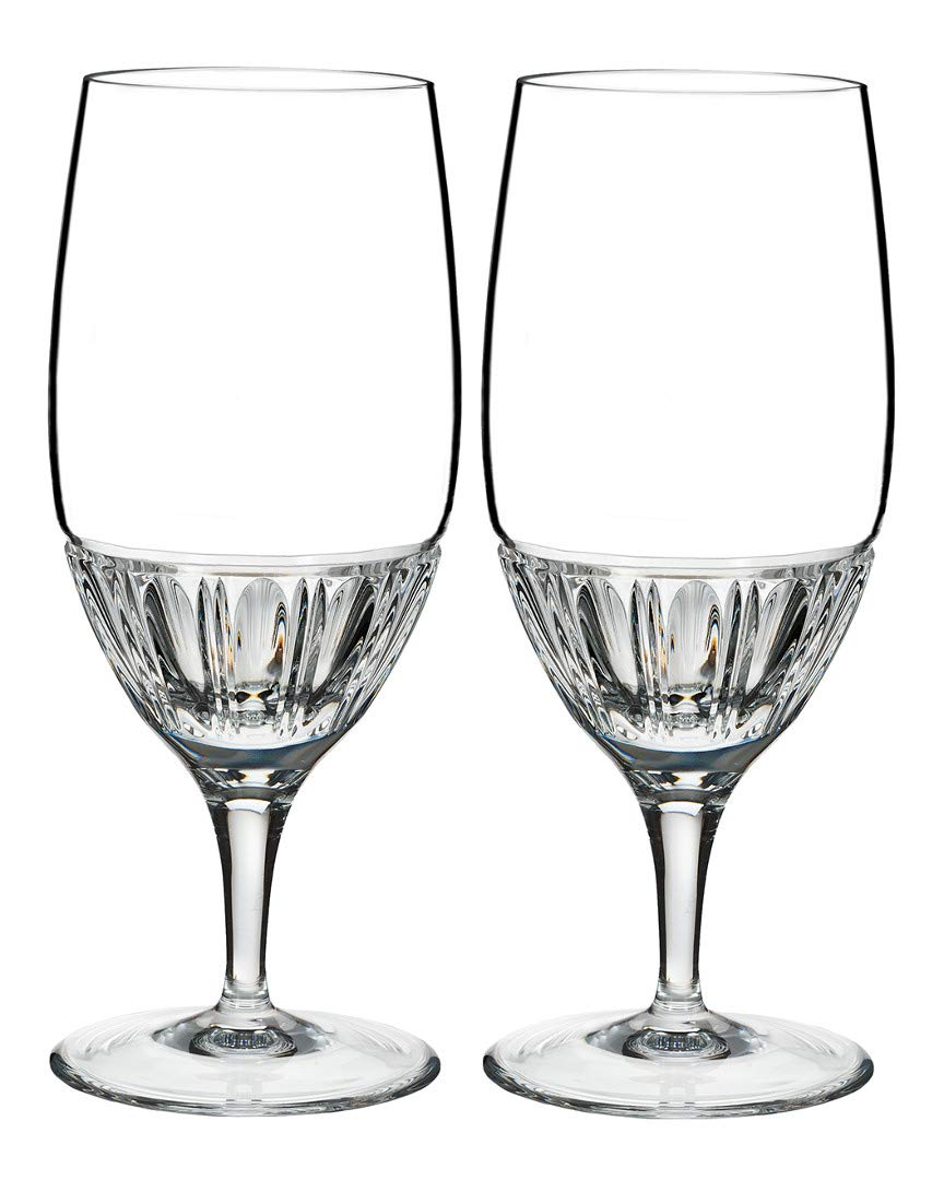 Marquis by Waterford Addison Iced Beverage, Pair, 13oz, Clear