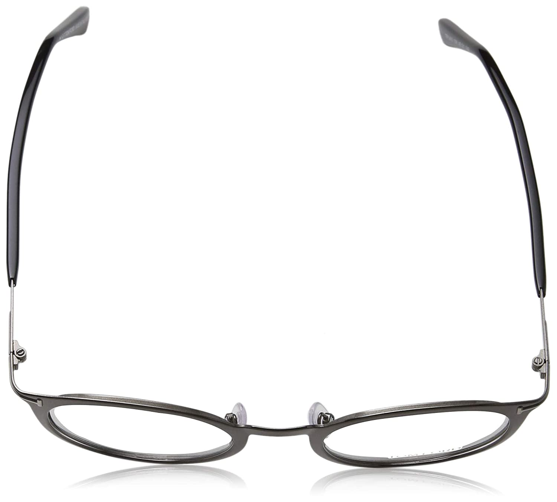 Silver 47.0 Tom Ford Unisex Adults Brille FT5465 008 47 Optical Frames Gunmetal
