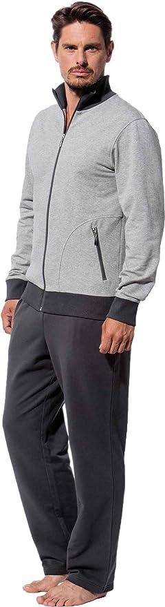 Pantaloni R//Gelb Finchwac Tuta da Jogging da Uomo Hus.q-varna.s a Righe Giacca con Cappuccio 3XL sponyborty