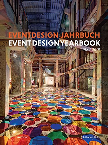 The best events, the newest trends Insights into the conception and realization of more than 50 international events The current edition of the Event Design Yearbook presen...