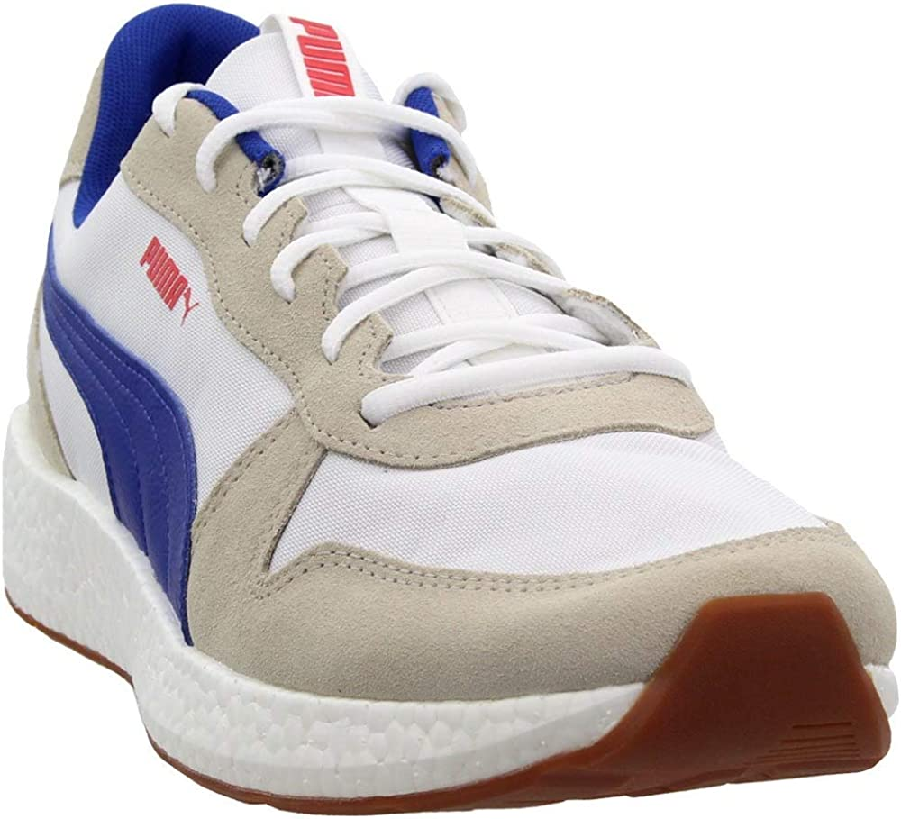 PUMA Mens Nrgy Neko Retro Skim Running Casual Shoes,