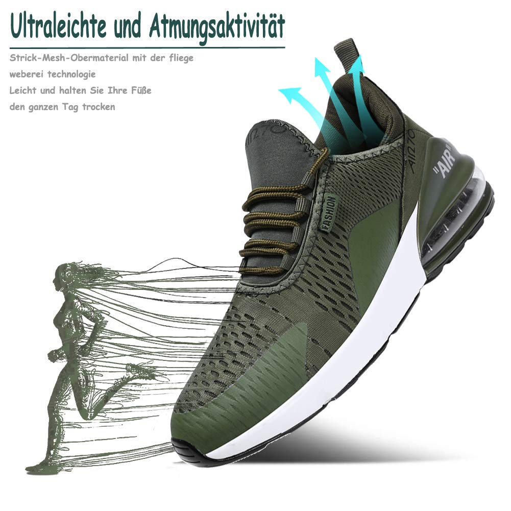 Sportschuhe für Männer Hohe Qualität Mann Sneaker Laufsdchuhe