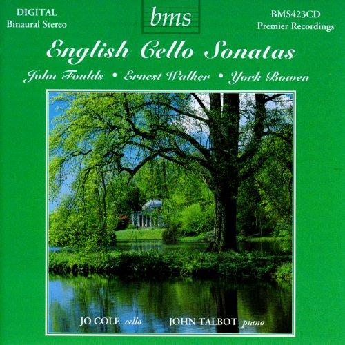 English Cello Sonatas - English Cello Sonatas
