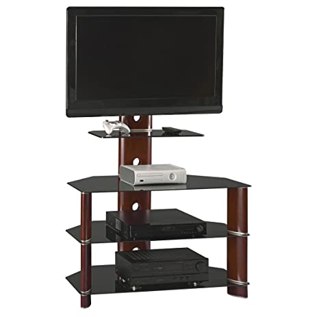 Good BUSH FURNITURE Segments Collection 37 Inch Bedroom TV Stand With Mount