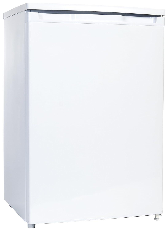 Comfee HS-173LN Mini-Kühlschrank / A++/ 91 kWh/Jahr / Kühlteil: 133 L / Obst- und Gemüseschublade / wechselbarer Türanschlag / weiß [Energieklasse A++]