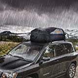 SPAUTO 15 Cubic Feet Rooftop Cargo Carrier Bag