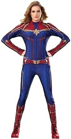 Rubie's Women's Captain Marvel Hero Suit