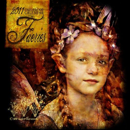 2011 Fairy Calendar Underwood by Jacqueline Underwood (Calendar)