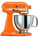 KitchenAid RRK150TG  5 Qt. Artisan Series - Tangerine (Certified Refurbished)