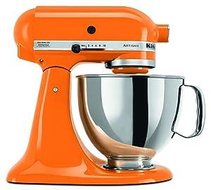 KitchenAid RRK150TG5 Qt. Artisan Series - Tangerine (Certified Refurbished)