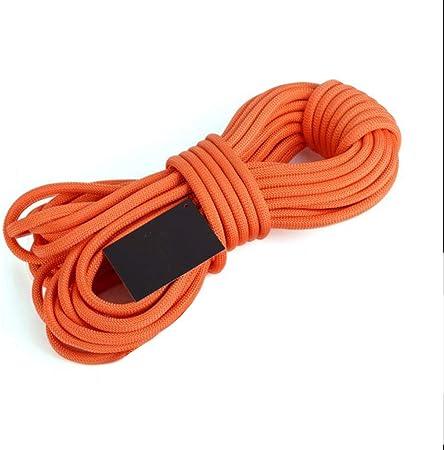 HUYYA Cuerda de Escalada estática, 8 mm Cuerda de Abreso con ...