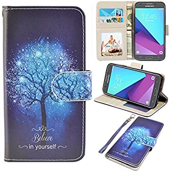 Galaxy Nebula Wallet iPhone 44s55s5c66plus7 and Samsung