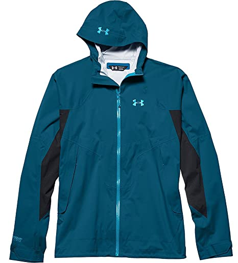 under armour jackets mens. under armour ua stretch rain jacket - men\u0027s at amazon clothing store: jackets mens