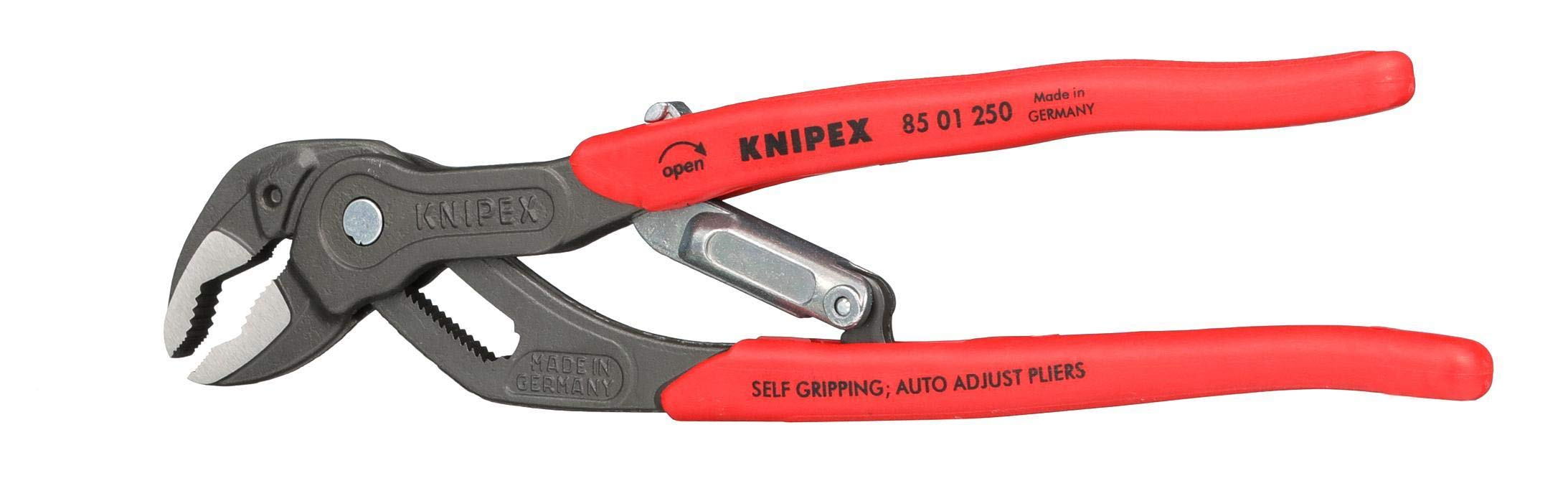 KNIPEX 85 01 250 US Auto Adjusting Water Pump Pliers