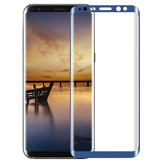 26 opinioni per Pellicola Protettiva Samsung Galaxy S8 Plus, Tronisky 3D copertura completa