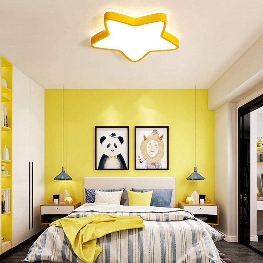Amazon.com: LCTCXD Modern Children\'s Bedroom Five-Pointed ...