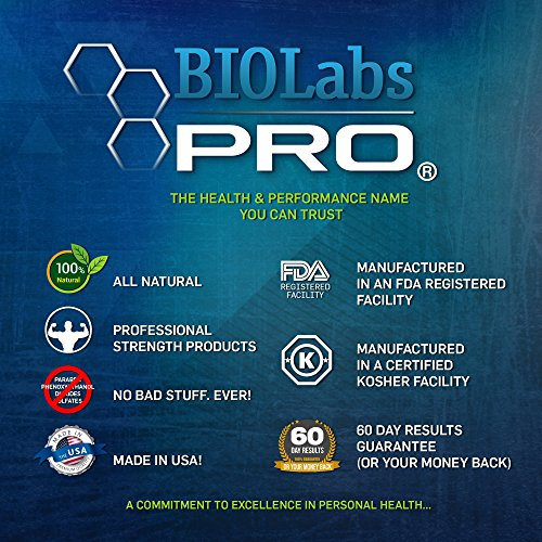 Estriol - All Natural Bioidentical Estriol 5.0 - Age Management for Women - Professional Strength - Two Month Supply - 3oz. by BIOLABS PRO (Image #3)
