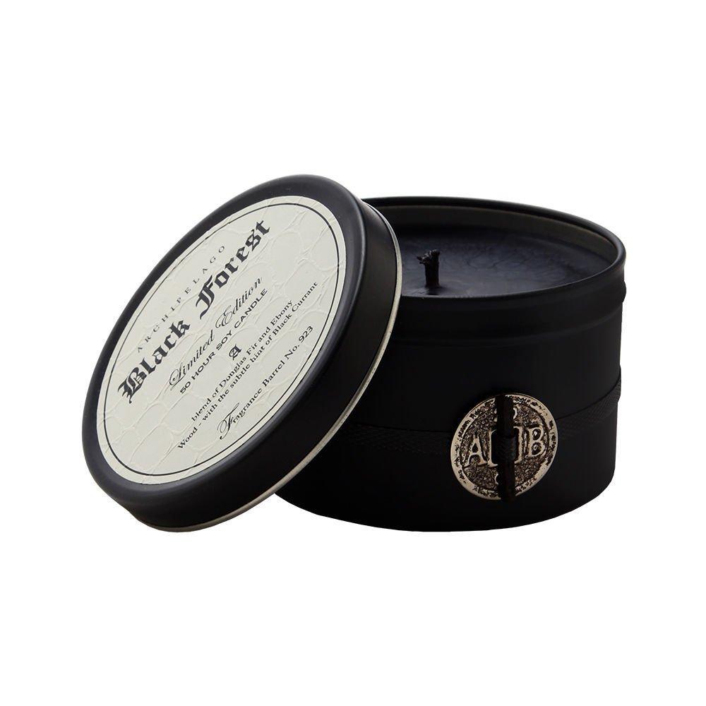 Archipelago Black Forest Candle Tin