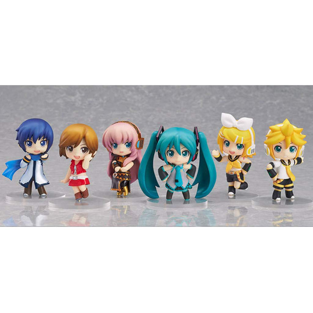 A WXFO Anime model Toy Statue Toy Model Exquisite Ornament Decoration Gift Birthday Gift 6 Suit (color   A)