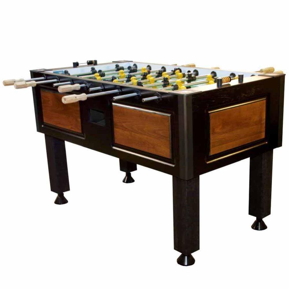 Merveilleux Amazon.com : Tornado Worthington Foosball Table : Solid Wood Foosball Table  : Sports U0026 Outdoors