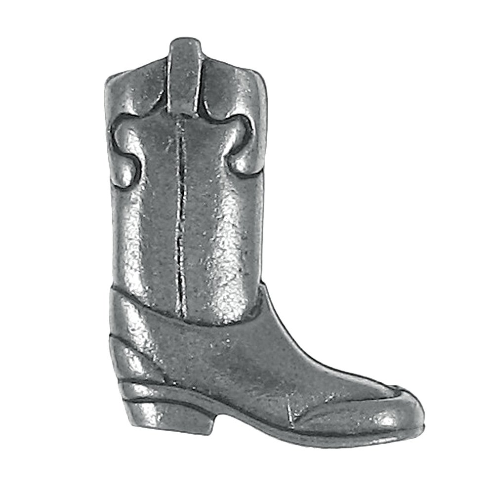 Jim Clift Design Cowboy Boot Lapel Pin - 25 Count