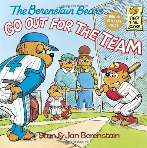 By Jan Berenstain (Authors) Stan The Berenstain Bears Go Out for the Team