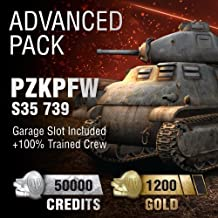 World of Tanks - Advanced Pack [Online Game Code]
