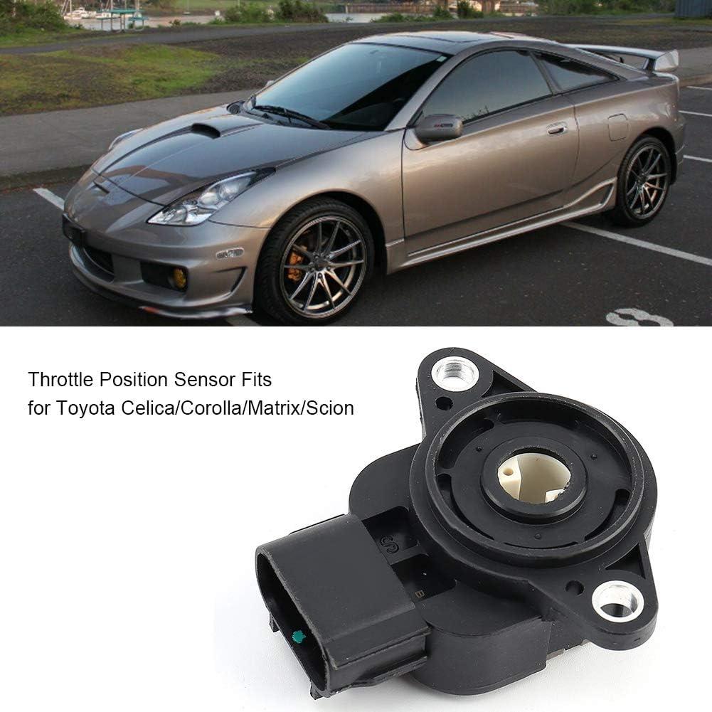 Cuque 89452-20130 Throttle Position Sensor 8945220130 Fits for Toyota Scion xA xB Celica Corolla Echo Matrix MR2 Paseo RAV4 Tercel