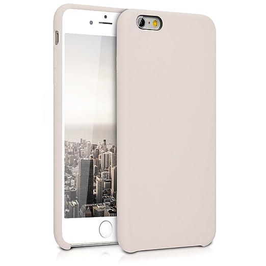 60 opinioni per kwmobile Cover per Apple iPhone 6 Plus / 6S Plus- Custodia in silicone TPU- Back