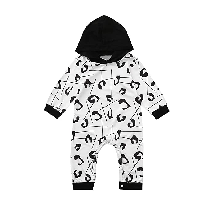 Bodys Bebe,BBestseller Ropa Bebes TopConjunto de Mono de Mameluco con Capucha y Estampado de Mono Infantil para bebés Recien Nacido Ropa Bebe Conjuntos Bebe ...