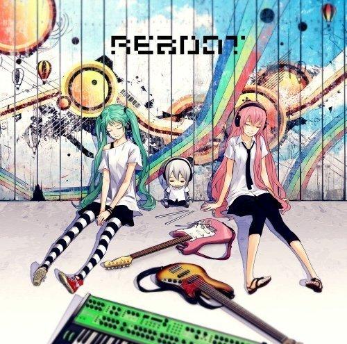 CD : Jimmy Sam P - Reboot (Japan - Import)